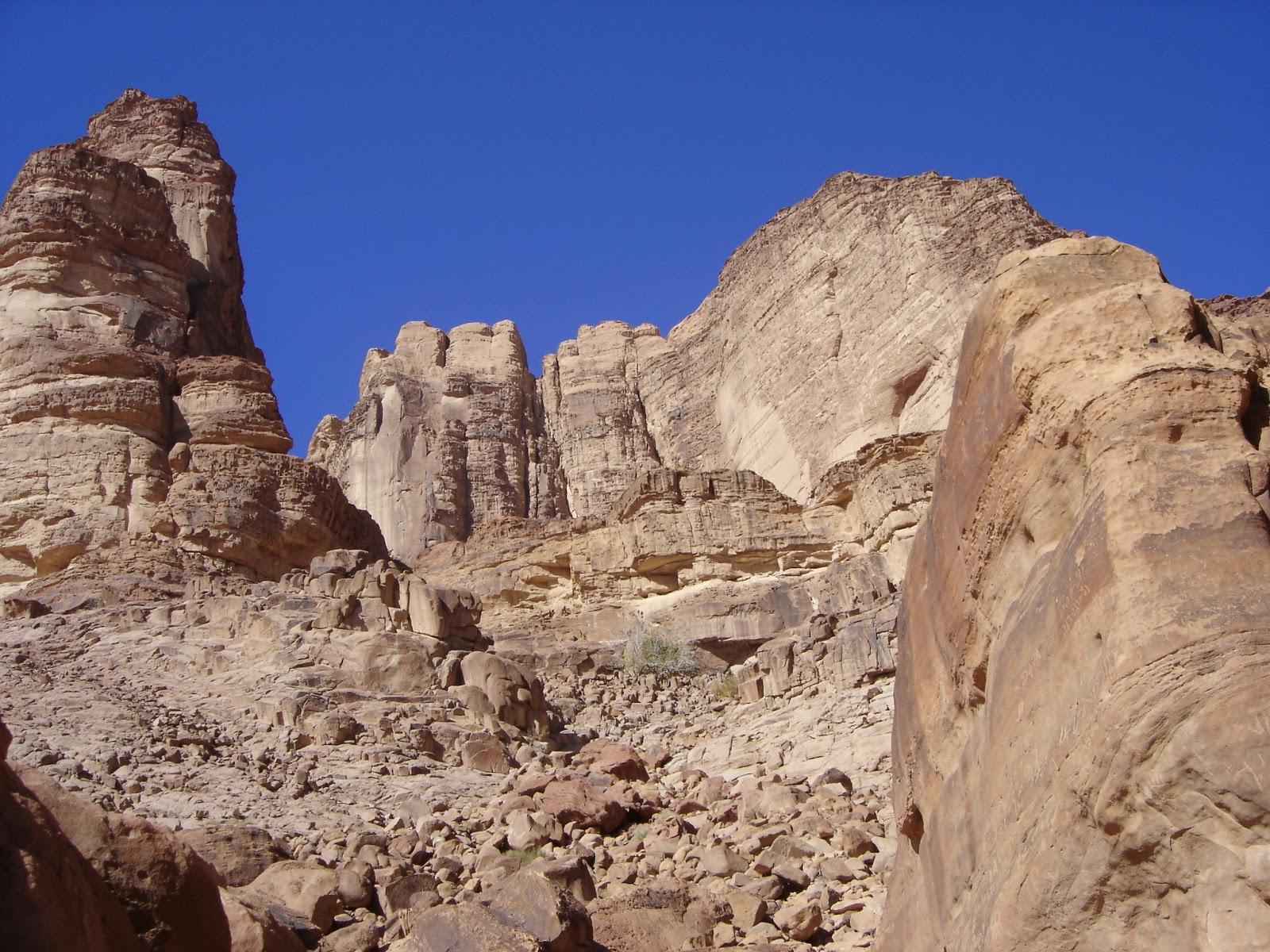 Wadi Rum 2 Days Adventure Tours From Amman Egypt Travel Gate