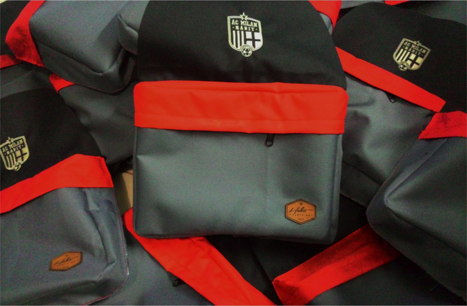 Tas Backpack Tema Bola