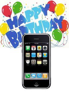 Apple's iPhone Celebrates Its Fifth Birthday