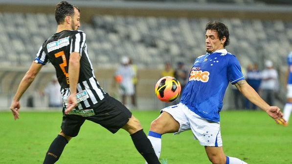 Cruzeiro x Santos 2013