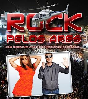 "Concurso Cultural ""Rock pelos Ares"""