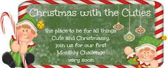 New Christmas Challenge Blog