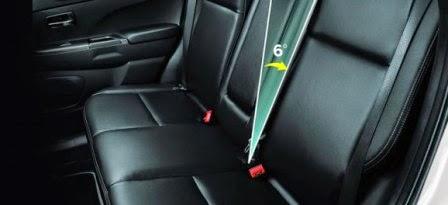 Tengah Kursi Mobil Mitsubishi Outlander
