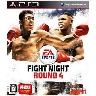 [PS3] Fight Night Round 4 [ファイトナイト ラウンド4] ISO (JPN) Download