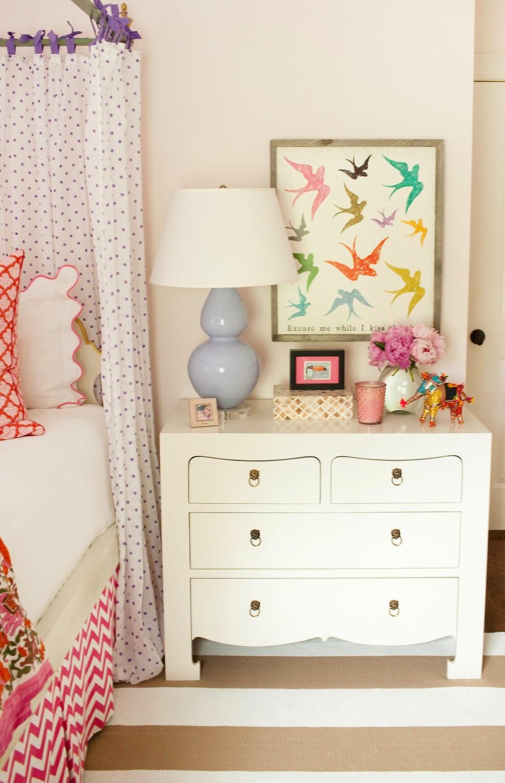 Teenage Dream Room i suwannee: a teenage dream bedroom in domino magazine