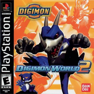 Download Game Digimon World 2 ISO