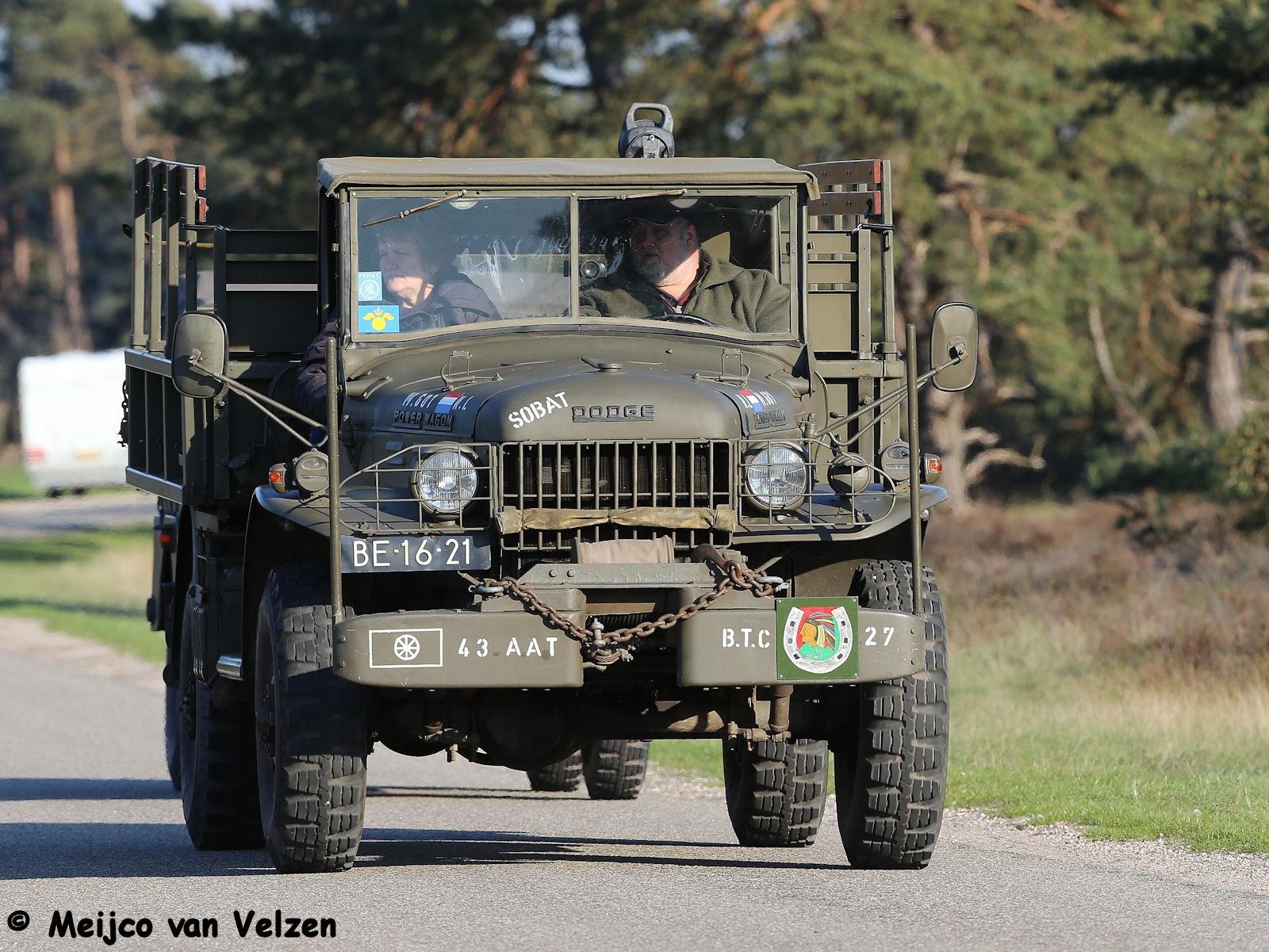 Meijco: Jeepsafari op de Hoge Veluwe
