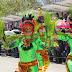 Carnaval de Mérida, diversión familiar reinó en el domingo de bachata