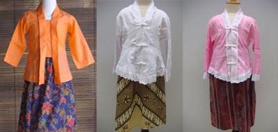 Foto Model Baju Kebaya Anak Perempuan