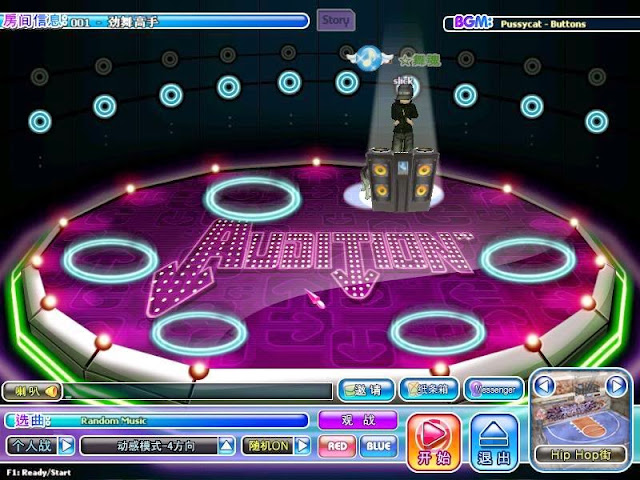 Audition Ayodance Android Game Audition Ayodance Offline