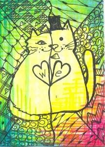 Мой рисовальный блог