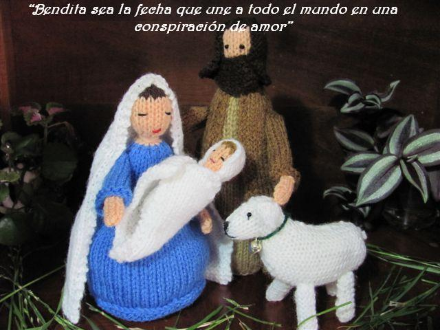 Amigurumis Navidad 2015 : Amigurumis amorosos feliz navidad amigurumi