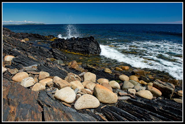 Nova Scotia, Gaff Point