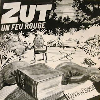 ZUT UN FEU ROUGE-KAFKA VS CHAPLIN, 12\