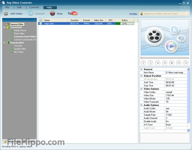 Free Download Any Video Converter 3.5.8 Terbaru