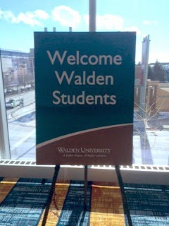 Welcome Walden Students