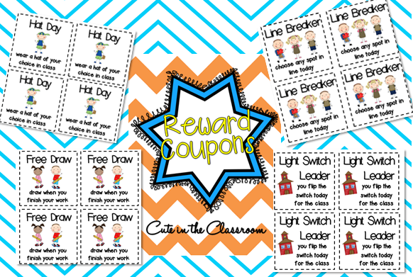 http://www.teacherspayteachers.com/Product/Classroom-Reward-Coupons-780688