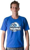 Camiseta Namorado Geek Planet Hoth Wampas