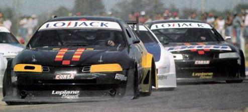23 de febrero, 1997 / EN PINAMAR, EL TOP RACE CORRIA SUS PRIMERAS CARRERAS