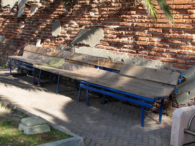 Benches, Porto Mediceo, Livorno