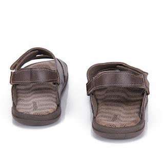 Sandália masculina que vira chinelo da marca Free Way