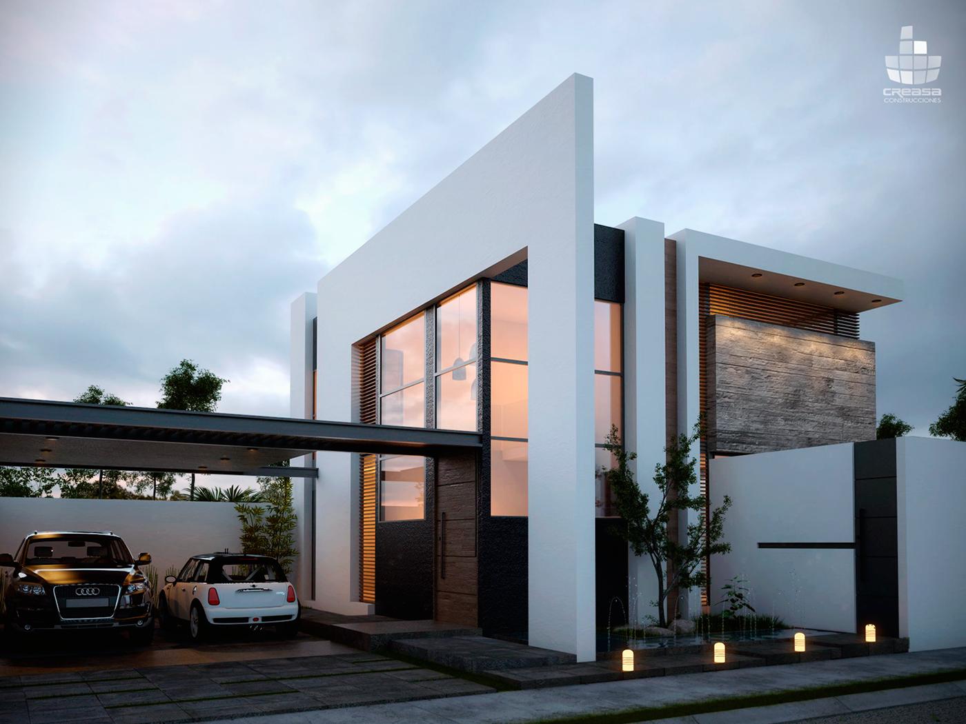 Top 10 houses of this week 29 08 2015 architecture - Construcciones de casas ...
