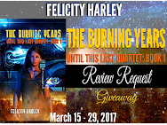 The Burning Years Review Request Blast