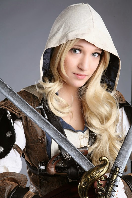 Sexy assassins creed costume for women