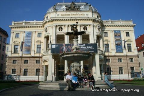 Opera House Bratislava