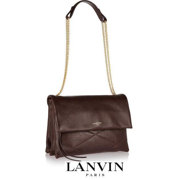 Queen Rania - LANVIN Bags