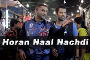 Horan Naal Nachdi