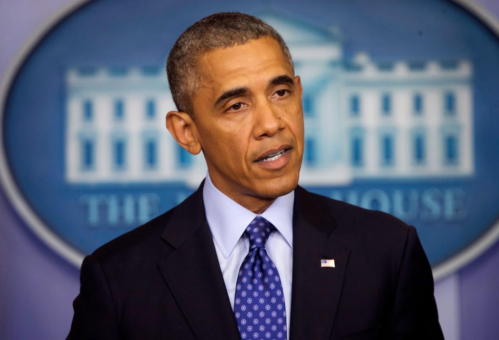 Photo of President Obama