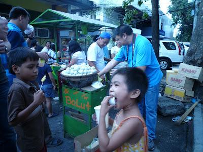 Philippinen: Halb gebrütete Hühnereier - My Kitchen Logbook