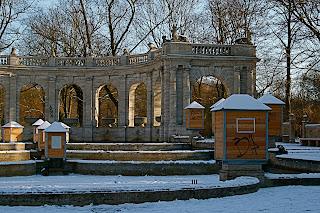 Märchenbrunnen - Volkspark Friedrichshain - Berlin