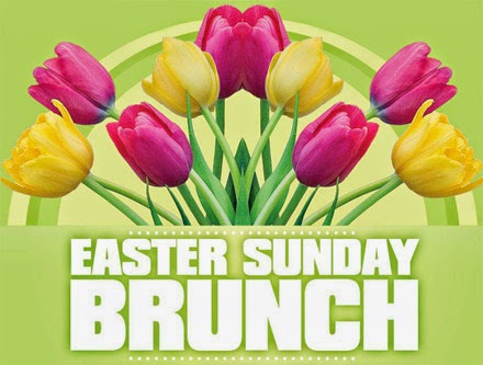 Our Easter Brunch Buffet Menu Is Now Online!