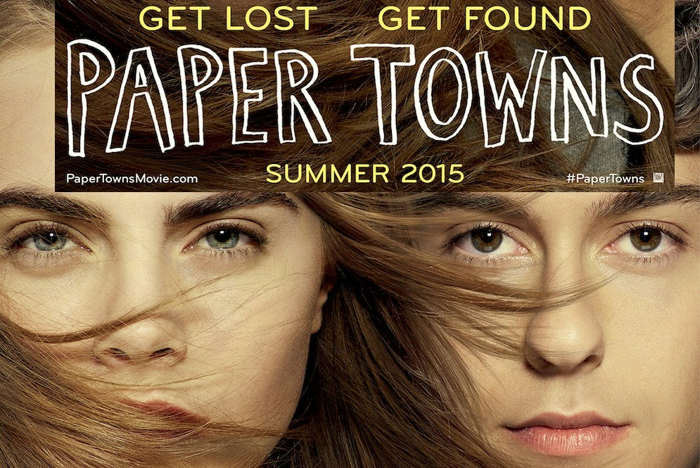 Papers The Movie Trailer Paper Towns 2015 Movie