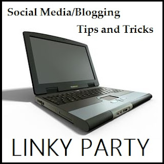 social media linky party