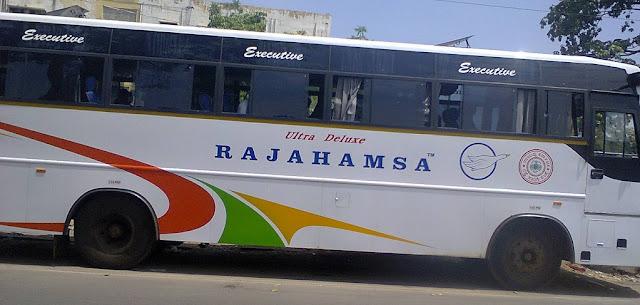 Rajahamsa Direct bus to Munnar from Bangalore