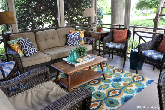 Superior I Have To Say Itu0027s AMAZING To Walk On   So Soft And You Would Never Guess  Itu0027s An Outdoor Rug. The Colors Are Gorgeous And It Really Makes Our Porch  Extra ...
