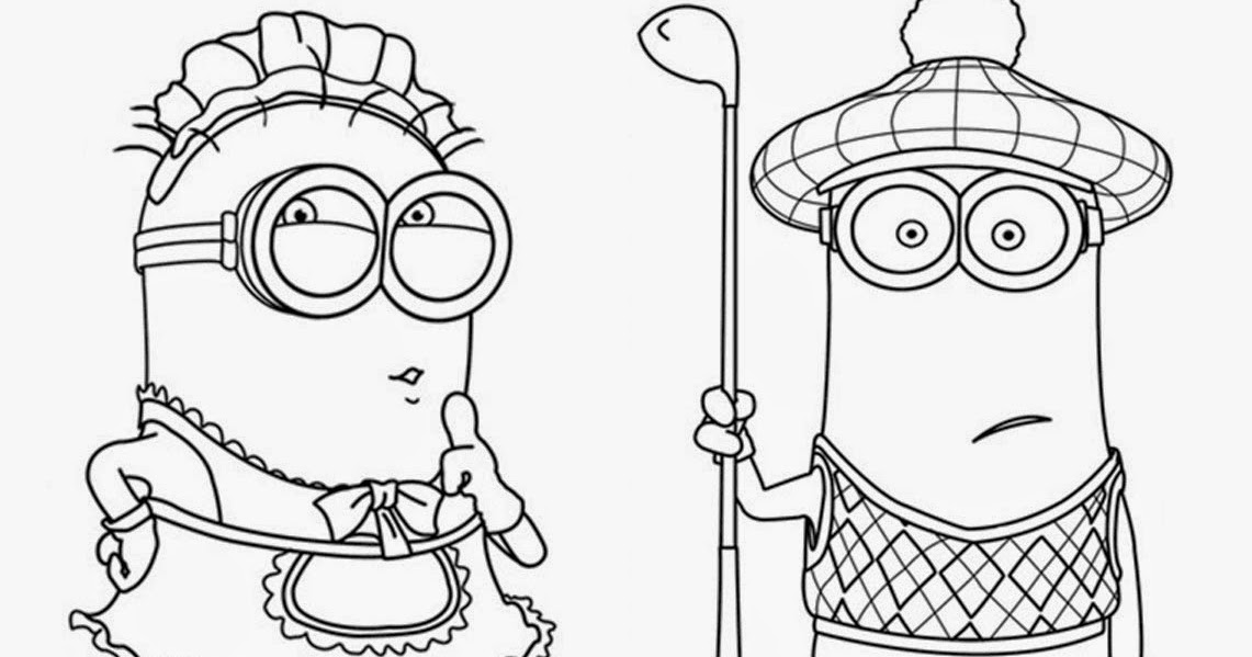 despicable me coloring pages free minion despicable me coloring pages - Despicable Me Coloring Book