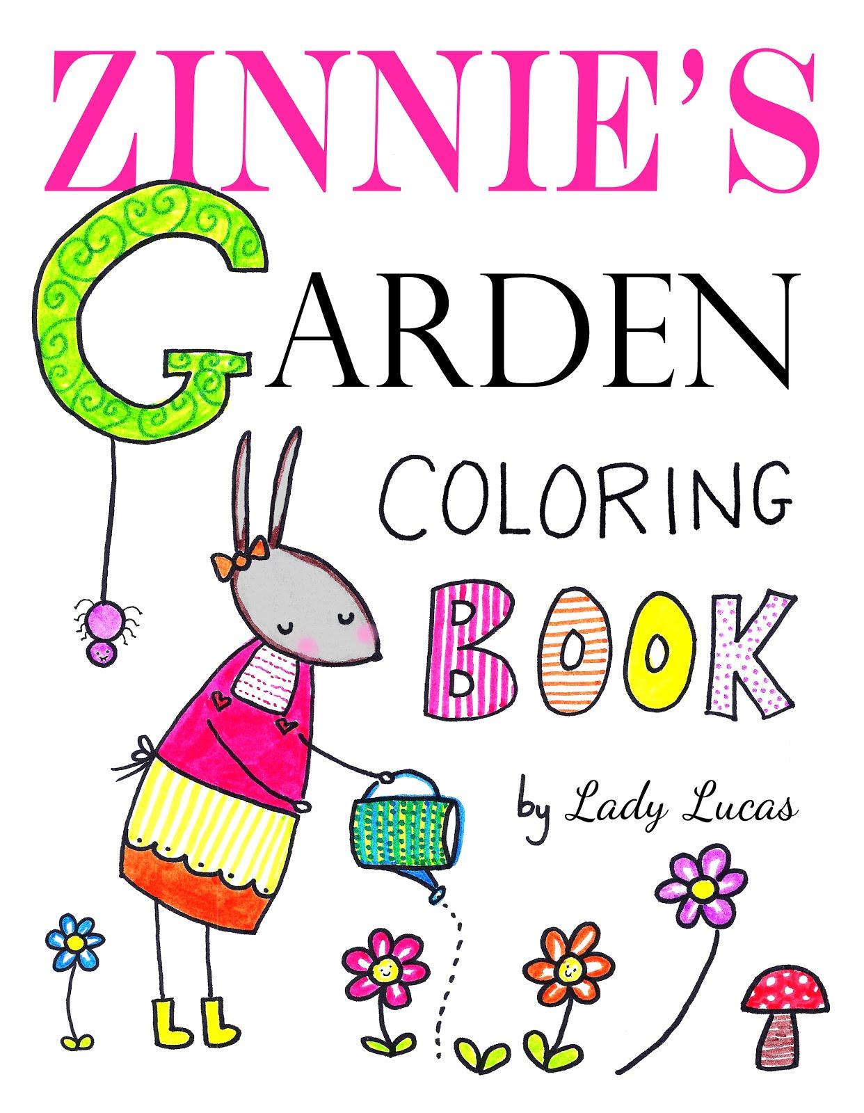 Zinnie's Garden