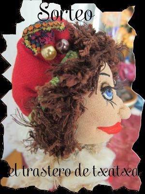 sorteo de txatxa de una muñeca viajero