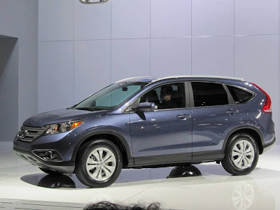 2012 Honda CRV Normal Resolution HD Wallpaper 7