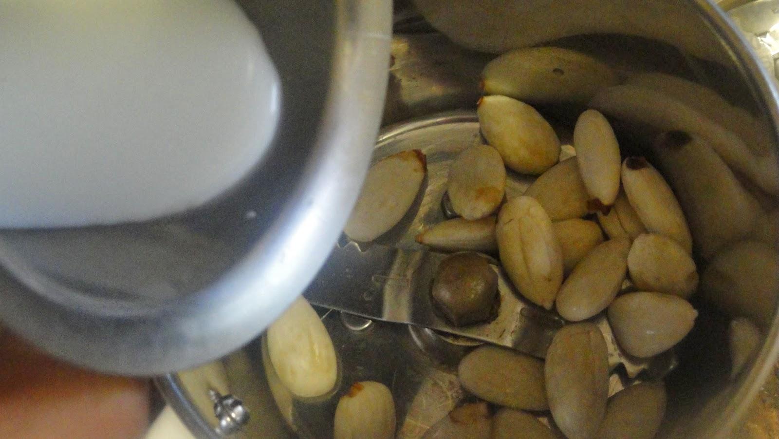 badam milk recipe3