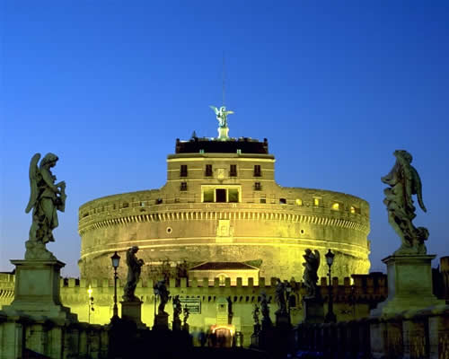 Castel St Angelo: visite guidate Roma Medievale 17/03/2013
