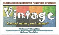 FABRICA DE REVESTIMIENTO,PISOS Y PAREDES