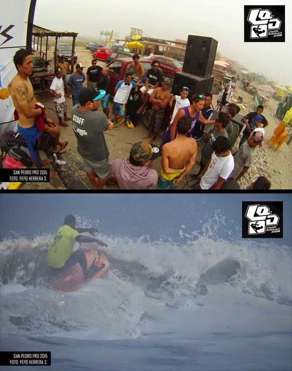 SAN PEDRO PRO 2015 / OPACADO POR DENSA NEBLINA
