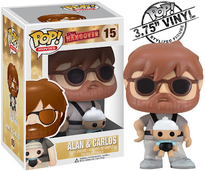 Alan & Carlos The Hangover Pop! Movies Vinyl Figure by Funko