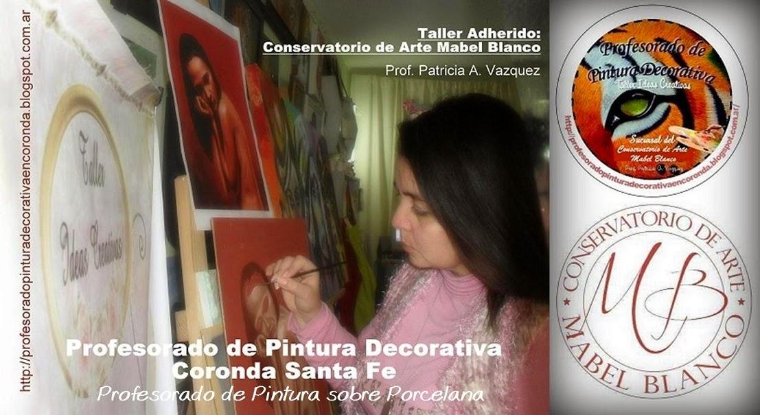 PROFESORADO DE PINTURA DECORATIVA  Coronda y Santa Fe