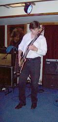 Sabdor Balogh the bassman